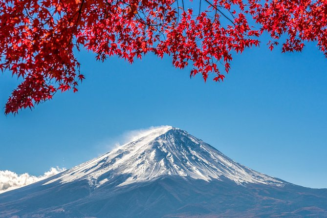 Mt Fuji CityUnscripted
