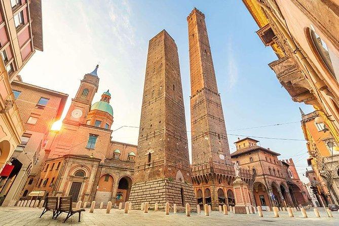 Food, Art and Motors: Rome, Bologna, Parma, Modena