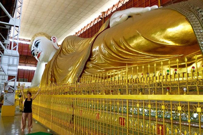 Half Day Tour Tradition and Culture in Yangon - Join Tour photo 6