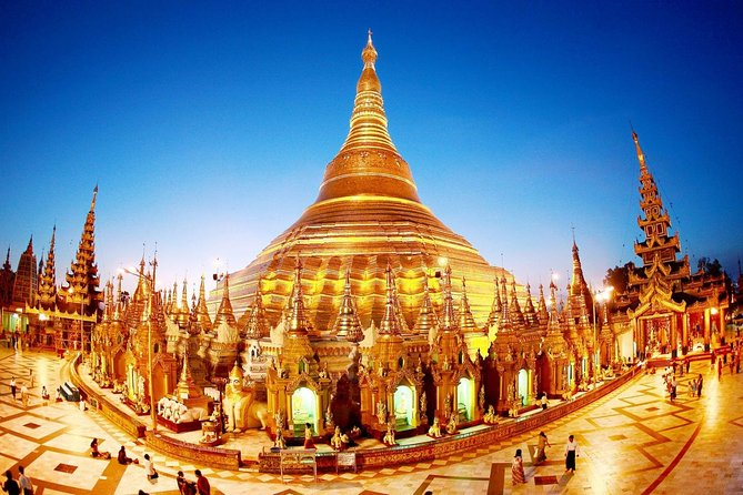 Half Day Tour Tradition and Culture in Yangon - Join Tour photo 1