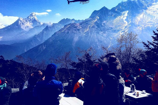 Mount Everest BaseCamp Trek