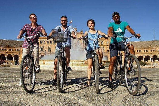 1 Day Bike Rental in Seville city