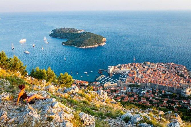 10-dagars busspass från Zagreb till Dubrovnik