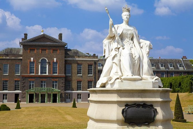 Semi-Private Kensington Palace & Gardens with Royal Style Exhibition