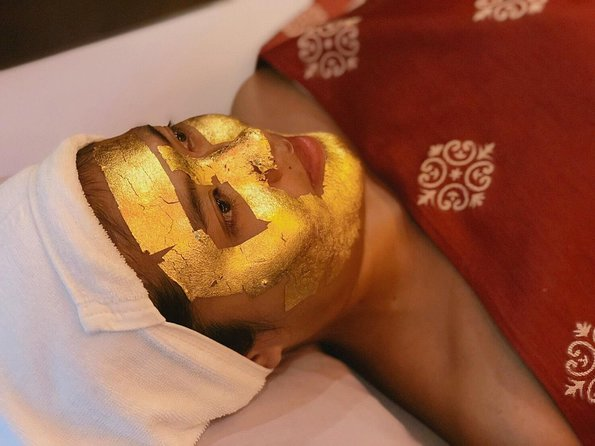 Exclusive Royal Gold Facial Spa 60 Mins