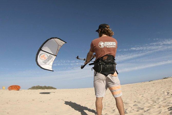 Kitesurf initiation course