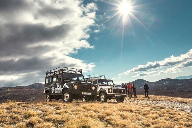 Jeep Safari Kozjak Tour vanuit Split