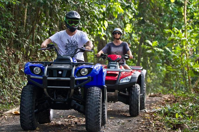 Bali Island ATV Beach and Village Tour