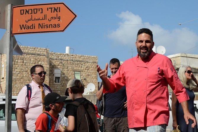 The Taste Tour, Haifa, Israel