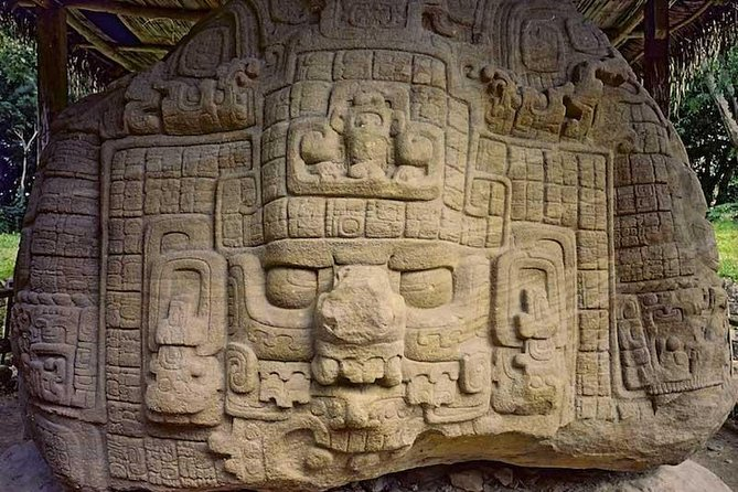 2-Day Tour Share and Private to Copan and Quirigua