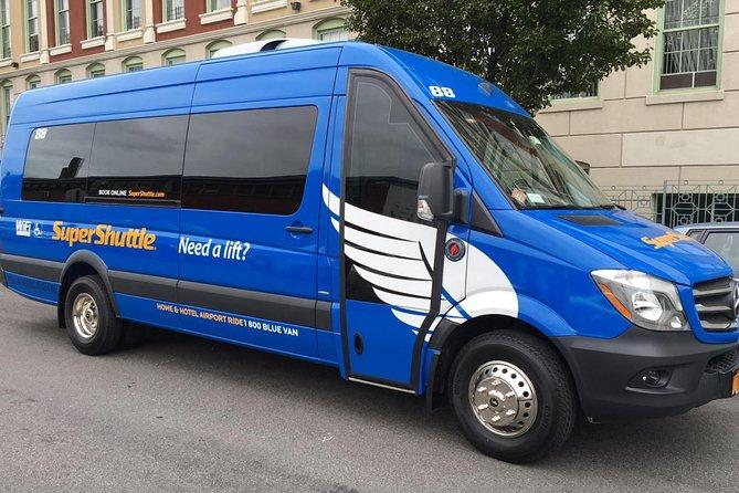 New York Departure Private Sprinter Van Transfer 1-14 Passengers: Hotel to Airport