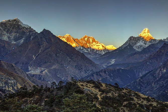 Everest Luxury Helicopter Trek - 5 days