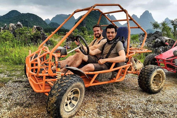 BUGGY: Private ride in nature buggy