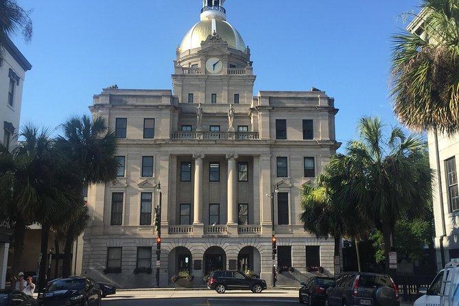 Savannah by Foot Historical Walking Tour