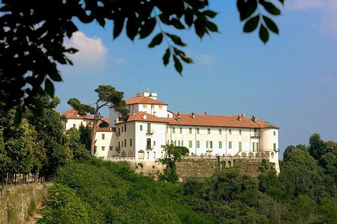 Boleto de entrada al castillo y jardines de Masino