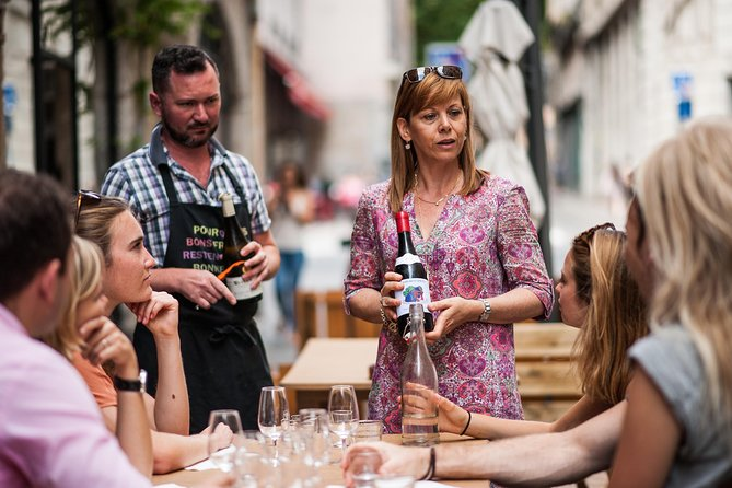 Half-Day Lyon Croix Rousse and Food Tasting tour