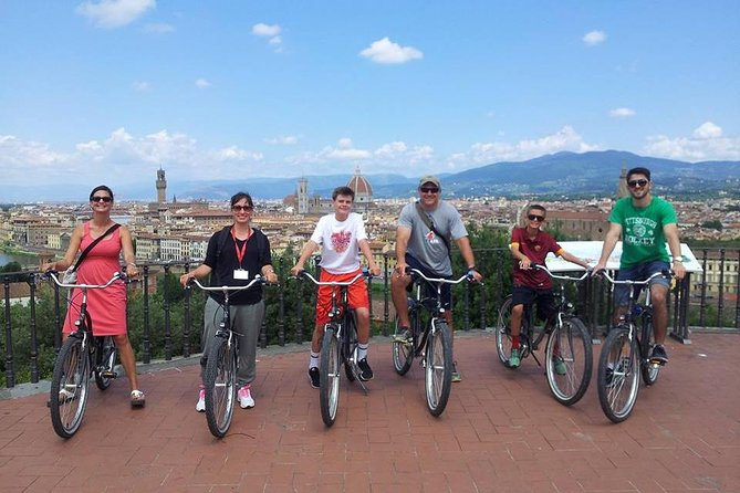 Privat cykeltur i Florens