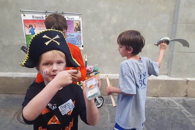 Spooky Tour Kid-Friendly Ghost Hunt in New Orleans