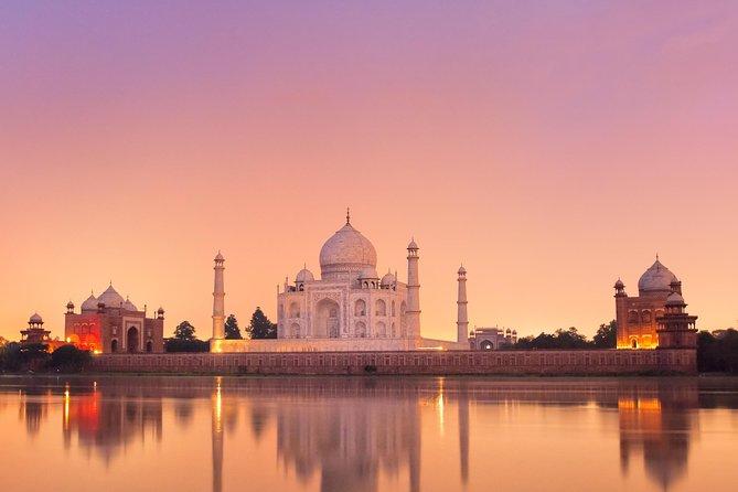 Same Day Taj Mahal Agra Tour