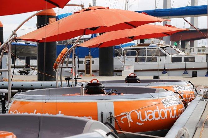 Alquiler de barcos con barbacoa Aqua Donut en Melbourne
