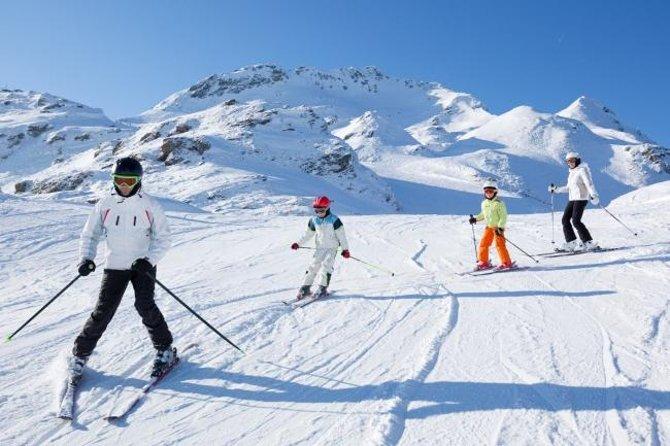 Excursión de 5 días en Chile con forfaits de 3 días en La Parva, El Colorado y Valle Nevado