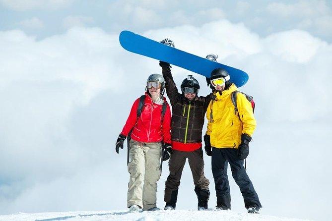 Excursión de un día al centro de esquí La Parva con clase de esquí o snowboard opcional