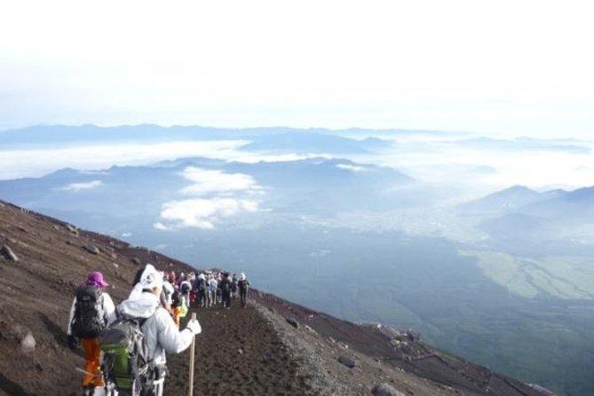 2 Day World Heritage Mt Fuji Sunrise Climbing Tour From Tokyo 2021