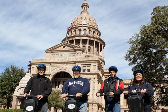 Austin Sightseeing Segway Tour