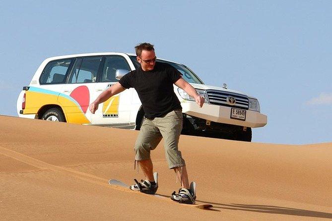 Private 4x4 Adventurer Safari Including Sandboarding