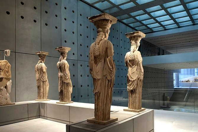 Private - Skip the Line - Ancient Athens Tour (Including Acropolis Museum)