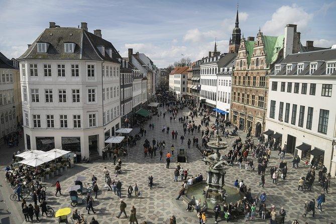 Copenhagen Full-Day Walking Tour: Tivoli-tuinen, Kleine zeemeermin en Rosenborg-paleis
