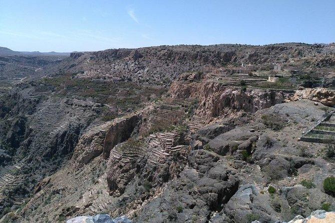 Nizwa - Jabal Akhdar tour