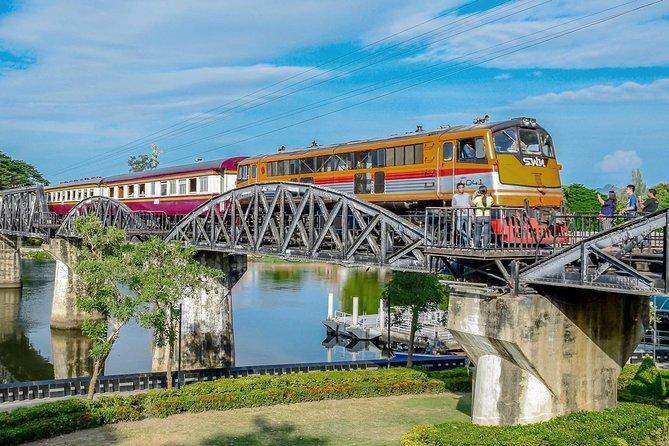 Kanchanaburi and the Bridge over the River Kwai Day Tour