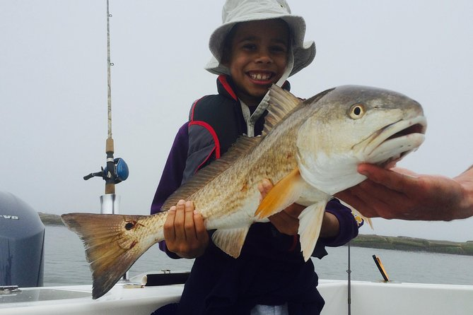 Half-Day Bay/Jetty Fishing