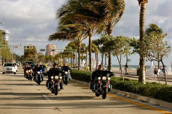 Alquiler de Harley-Davidson en Miami