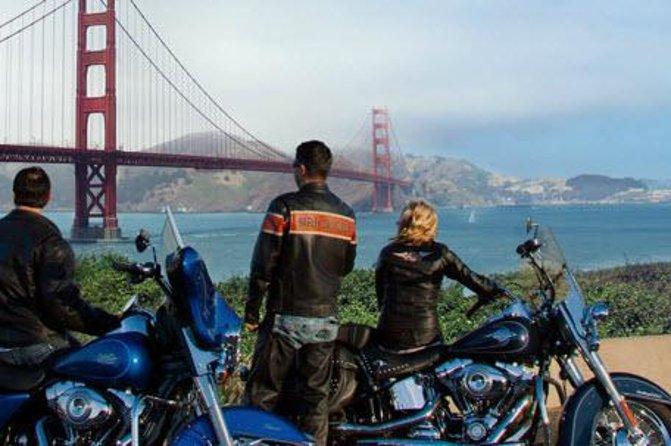 Harley Davidson San Francisco >> Harley Davidson Rental In San Francisco 2019