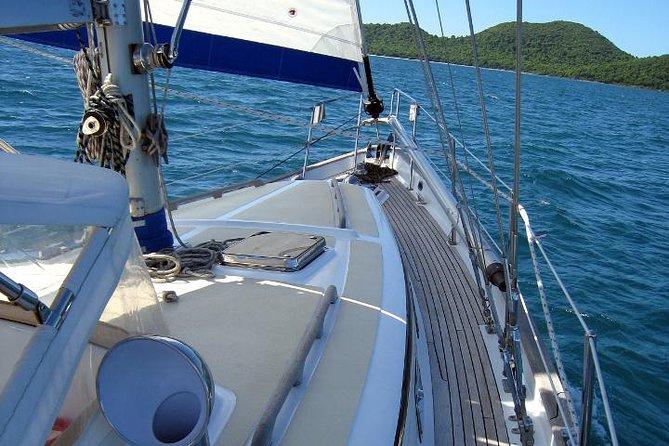 Day Yacht Sailing Trip von Koh Samui