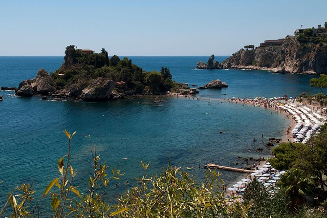 Taormina, Castelmola and Messina Shore Excursion