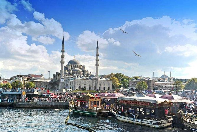 Experience Old Istanbul While on a Private Walking Tour of the City