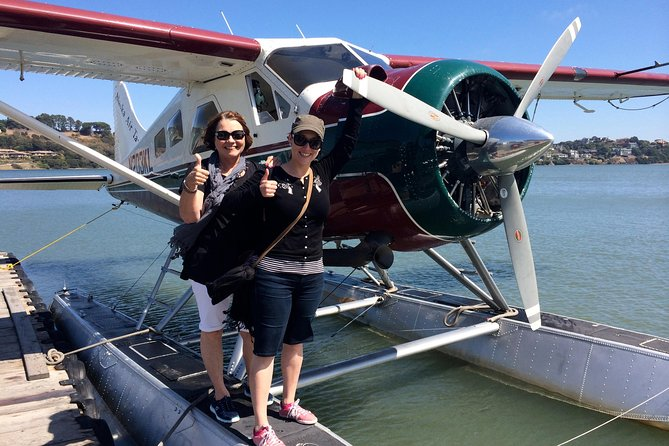 Explore Marin County: Sausalito, Muir Woods and Seaplane Tour from San Francisco