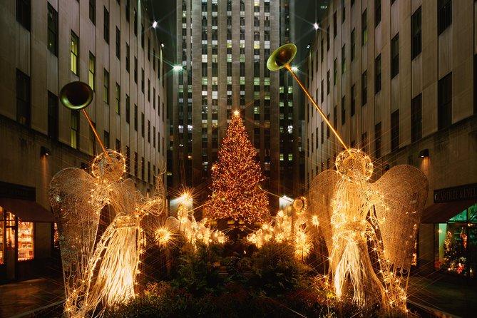Nyc Christmas Tree Lighting 2019.New York City Holiday Lights Tour 2019 Lowest Price Guaranteed