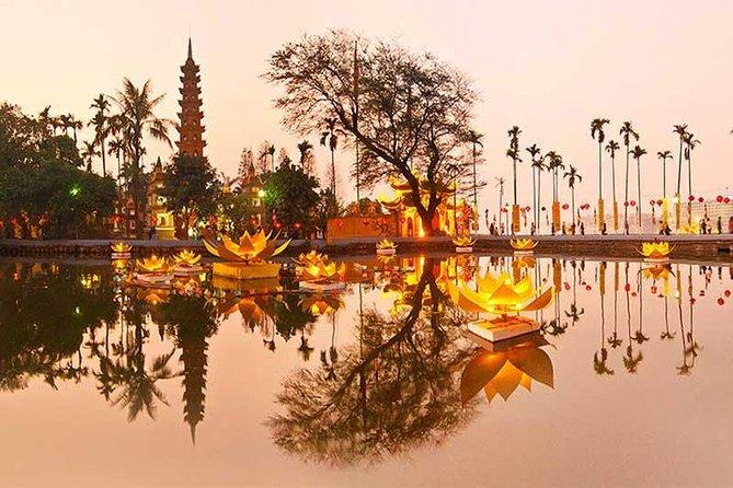 Hanoi city tour full day trip