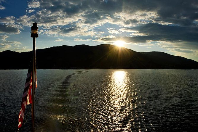 Lake George Moonlight Cruise