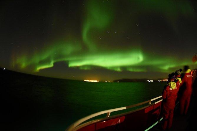 Crucero de la aurora boreal desde Akureyri