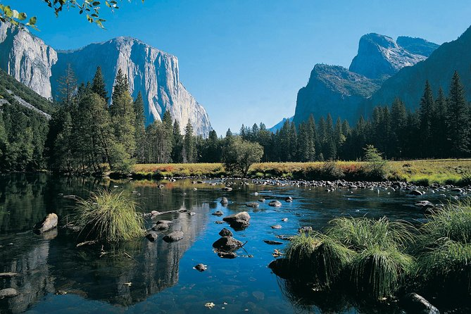 Excursión privada de un día al Parque Nacional de Yosemite desde San Francisco