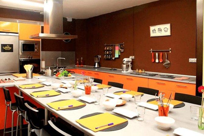 Spaanse kookcursussen in Barcelona