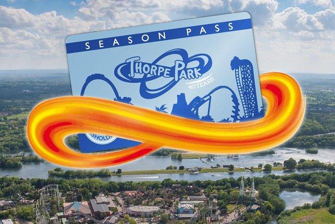 THORPE PARK Season Pass Standard