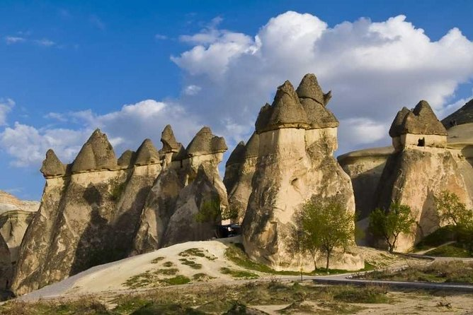 Feel the Magic of the Fairy Chimneys on a Southern Cappadocia Turkey Tour