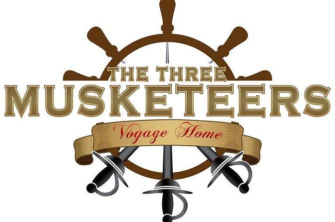 Três Mosqueteiros: Jantar e Show no Voyage Home