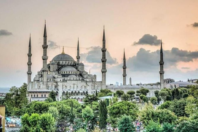 Full Day Private Tour of Istanbul and See the Ottoman Sultan Empire